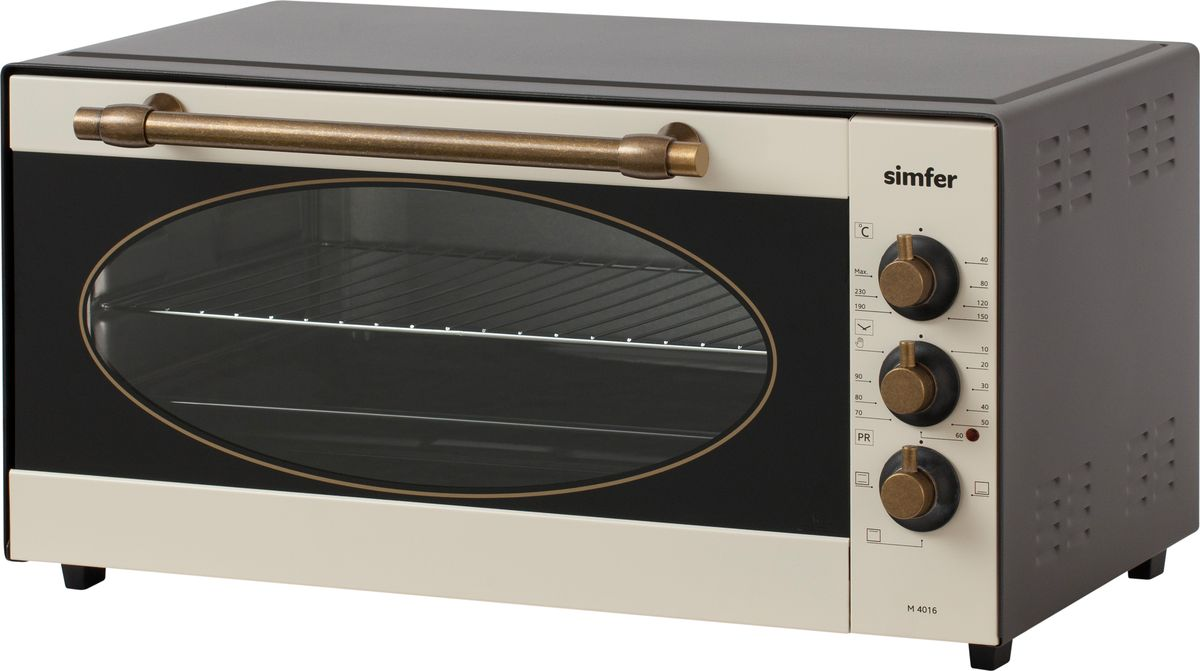Мини-печь Simfer M 4016 мини печь simfer m 4016