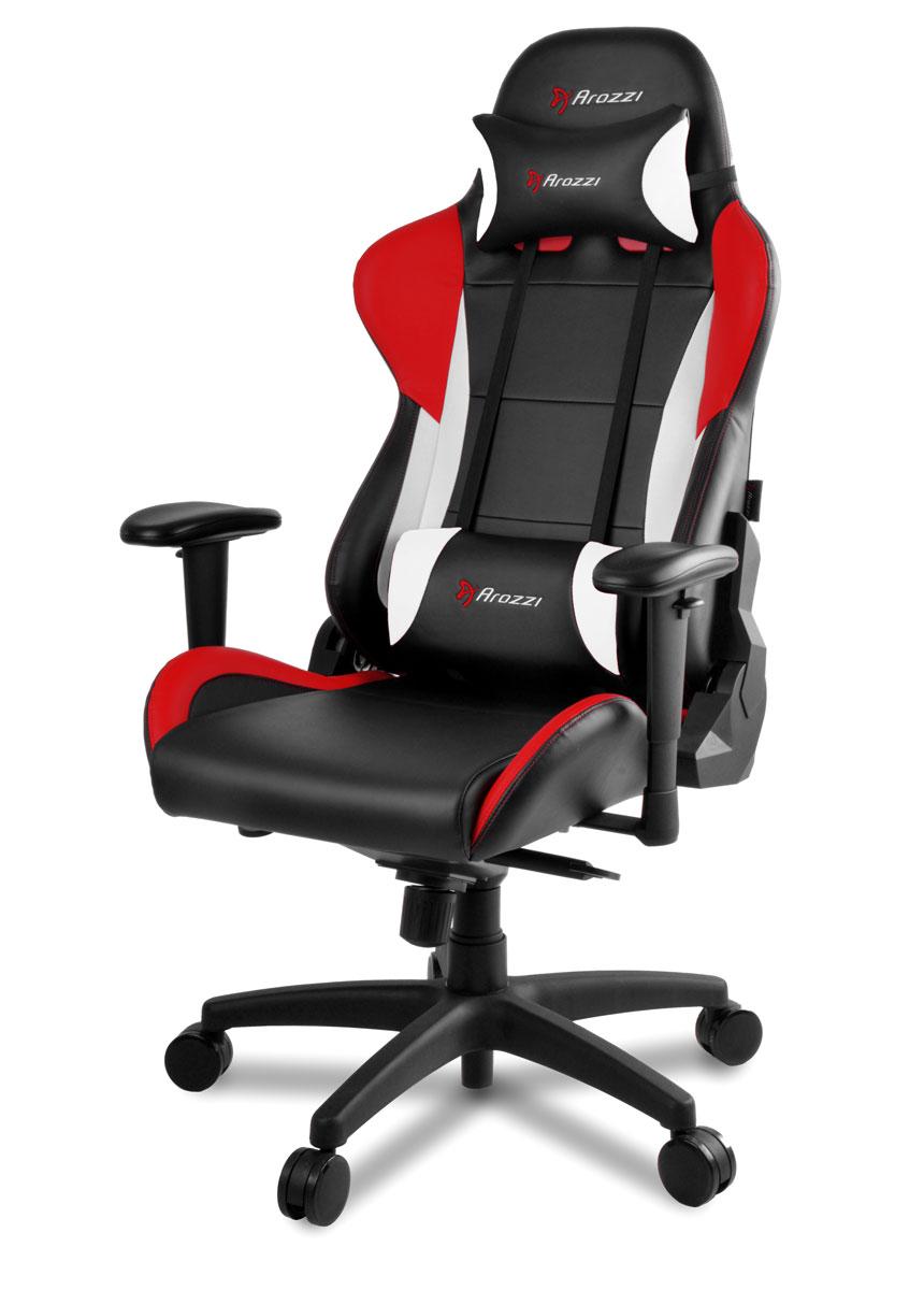 Arozzi Verona Pro V2, Red игровое кресло цена и фото