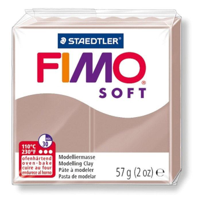 FimoГлина полимерная Soft цвет тауп 57 г Fimo