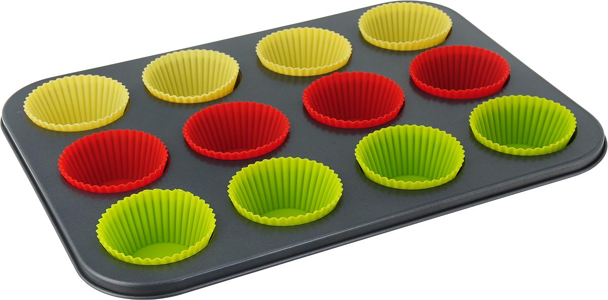 формы для выпечки кексов картинки
