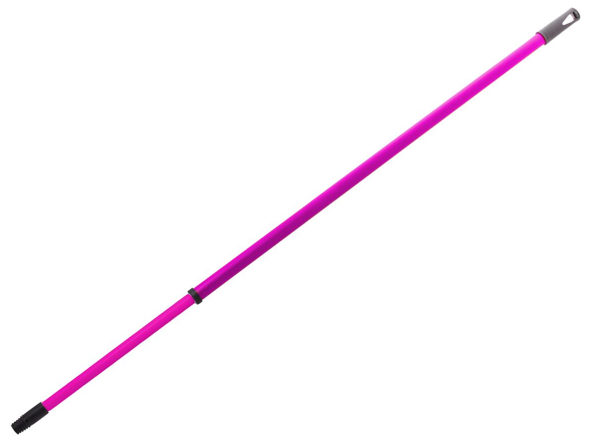 Черенок Svip, телескопический, цвет: аметист, длина 150 см стеклоочиститель svip с водосгоном цвет аметист желтый длина 20 см