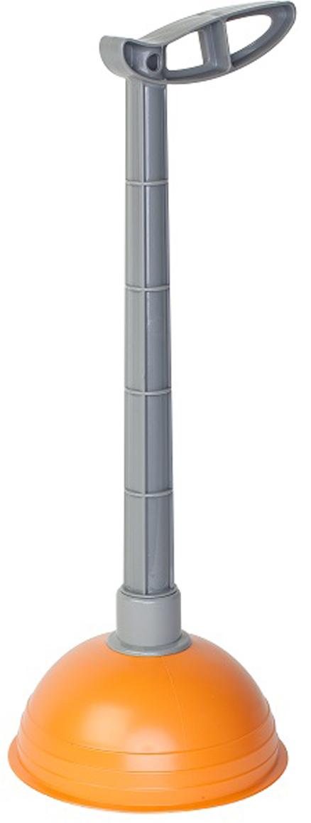 Вантуз Svip Мега, цвет: оранжевый вантуз вакуумный 150мм