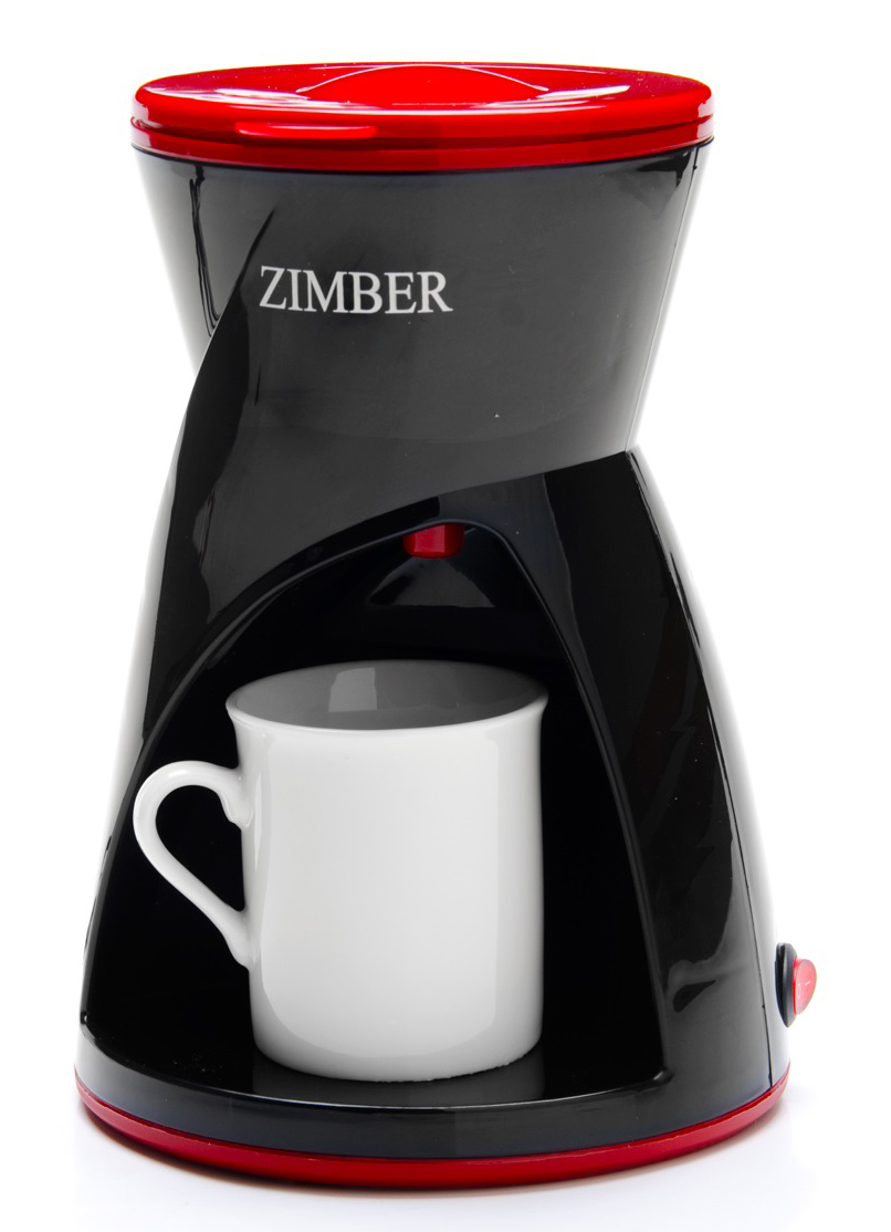 Кофеварка капельная Zimber ZM-11170 Zimber