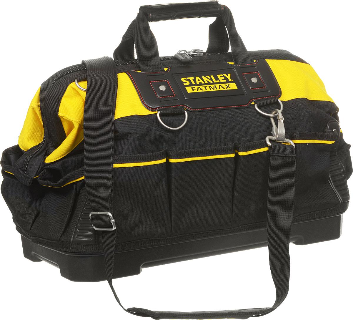 Сумка для инструментов Stanley FatMax, 18 сумка рыбака tplus 600 цвет цифра 40 x 22 x 24 см