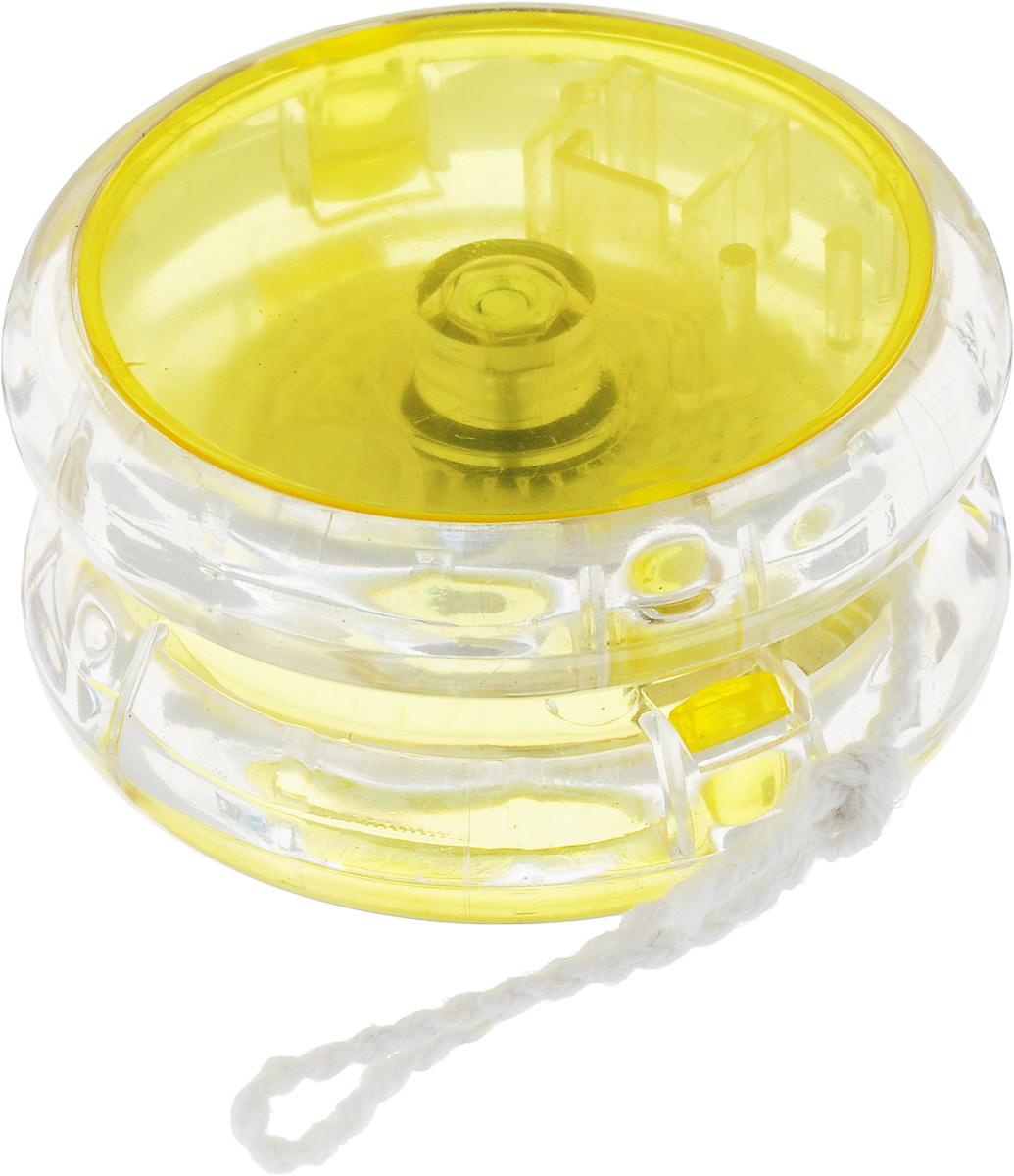 цена на Sima-land Йо-йо Крутыш цвет желтый