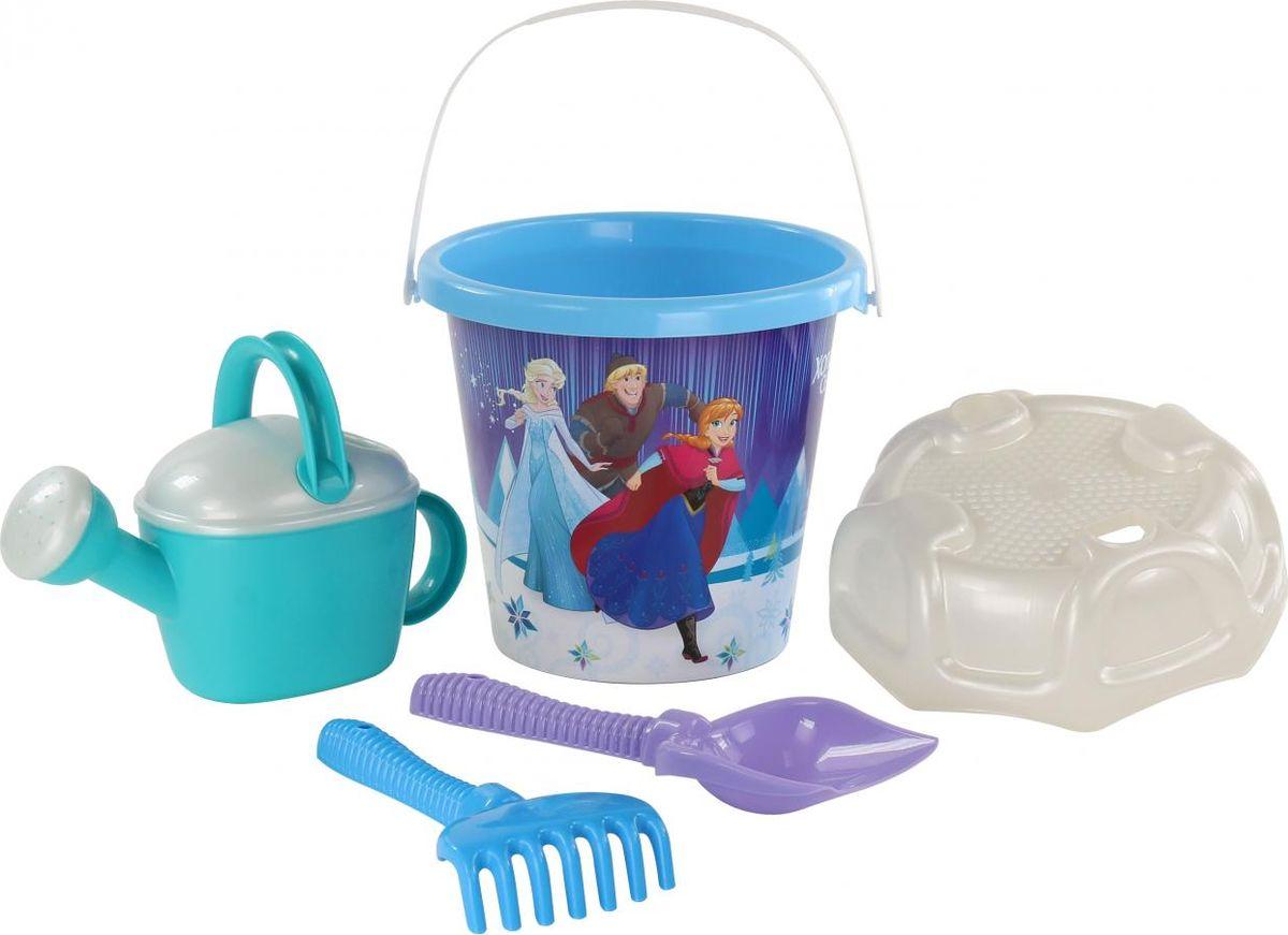 Disney Набор игрушек для песочницы Холодное сердце №15, 5 предметов, цвет в ассортименте67333Набор игрушек Холодное сердце №15 обязательно займет вашего ребенка в песочнице. Игрушки выполнены из пластика. В наборе: ведро, лопатка, грабли, мельница, лейка. Уважаемые клиенты! Обращаем ваше внимание на цветовой ассортимент товара. Поставка осуществляется в зависимости от наличия на складе.
