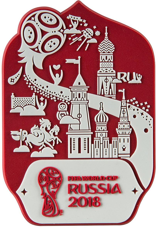 Магнит сувенирный FIFA 2018 Кубок, 6 х 13 см. СН035 магнит fifa 2018 россия пвх