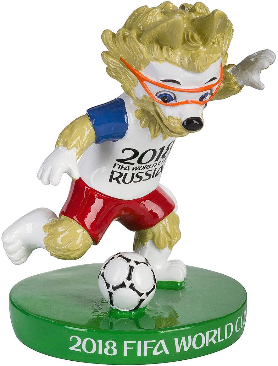 Статуэтка FIFA 2018 Забивака. Удар!, 8,5 см магнит fifa 2018 забивака фристайл полистоун сн026