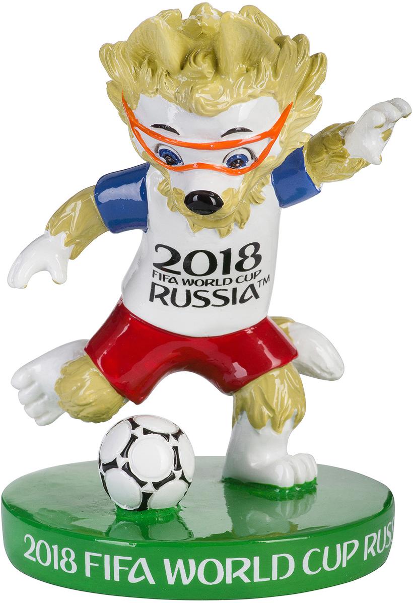Статуэтка FIFA 2018 Забивака. Удар!, 6 см магнит fifa 2018 забивака фристайл полистоун сн026