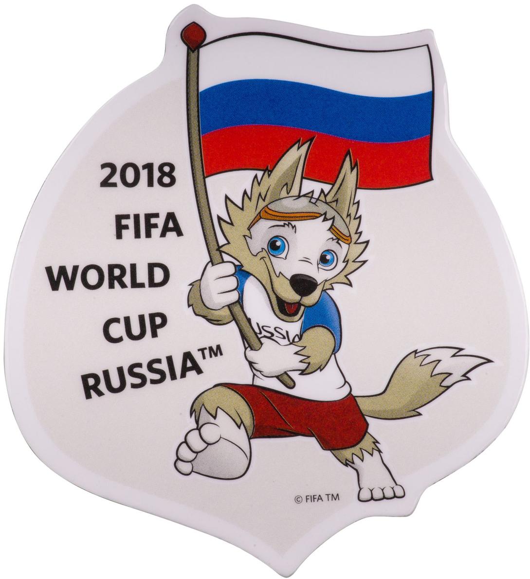 Магнит сувенирный FIFA 2018