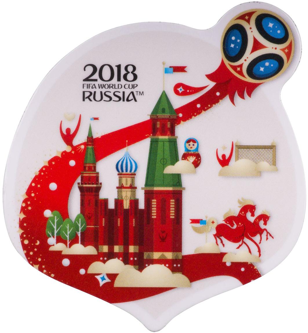 цены Магнит сувенирный FIFA 2018