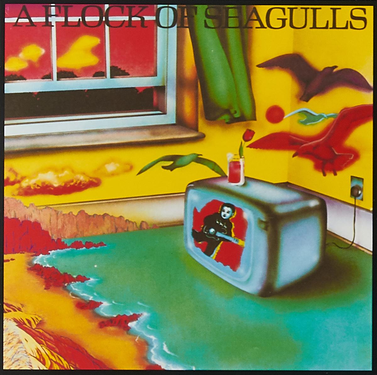 A Flock Of Seagulls A Flock Of Seagulls. A Flock Of Seagulls