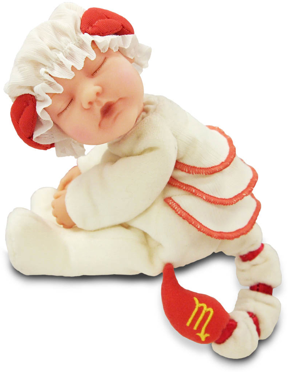 Ovation Anne Geddes Кукла Знаки зодиака Скорпион цена