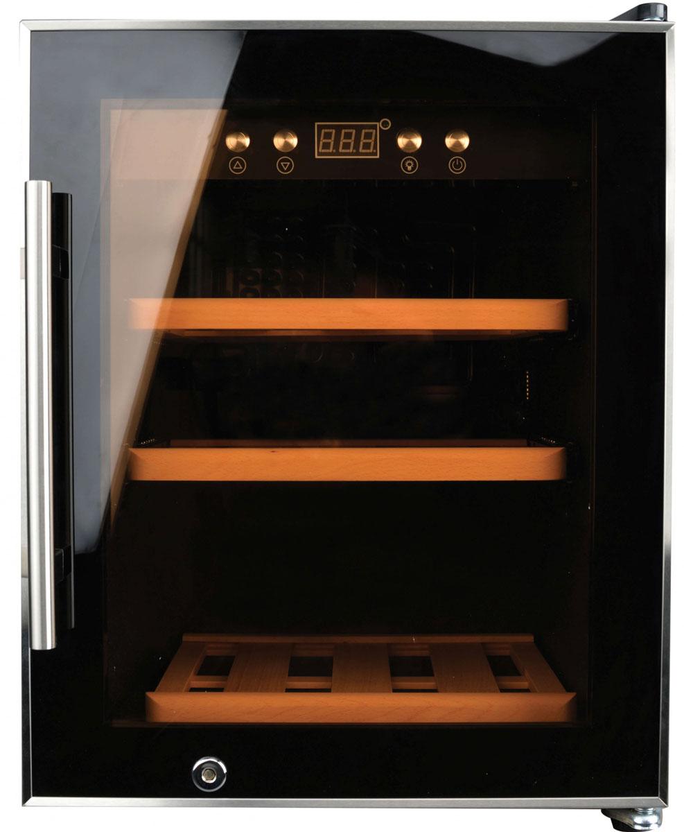 лучшая цена Винный шкаф Gemlux GL-WC-12C