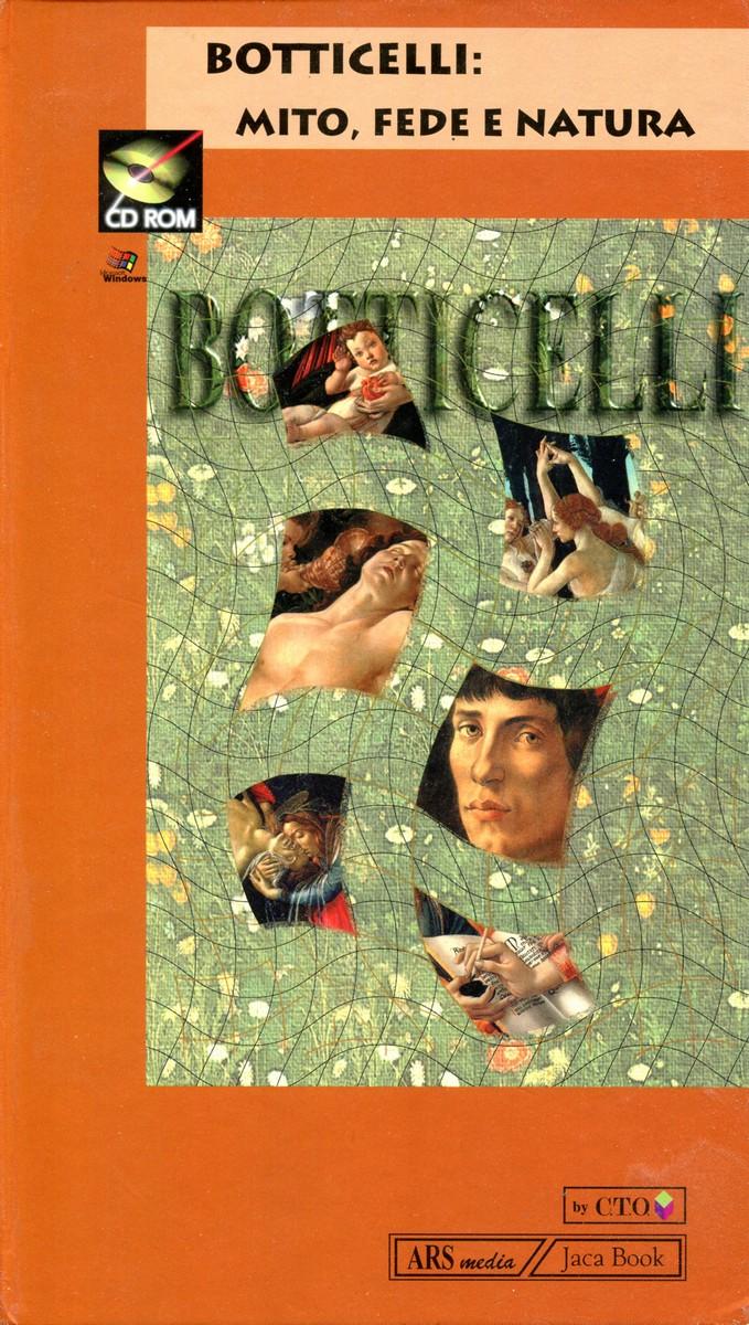 Botticelli: Mito, Fede e Natura (+CD) брызговики передние frosch fiat linea 2007