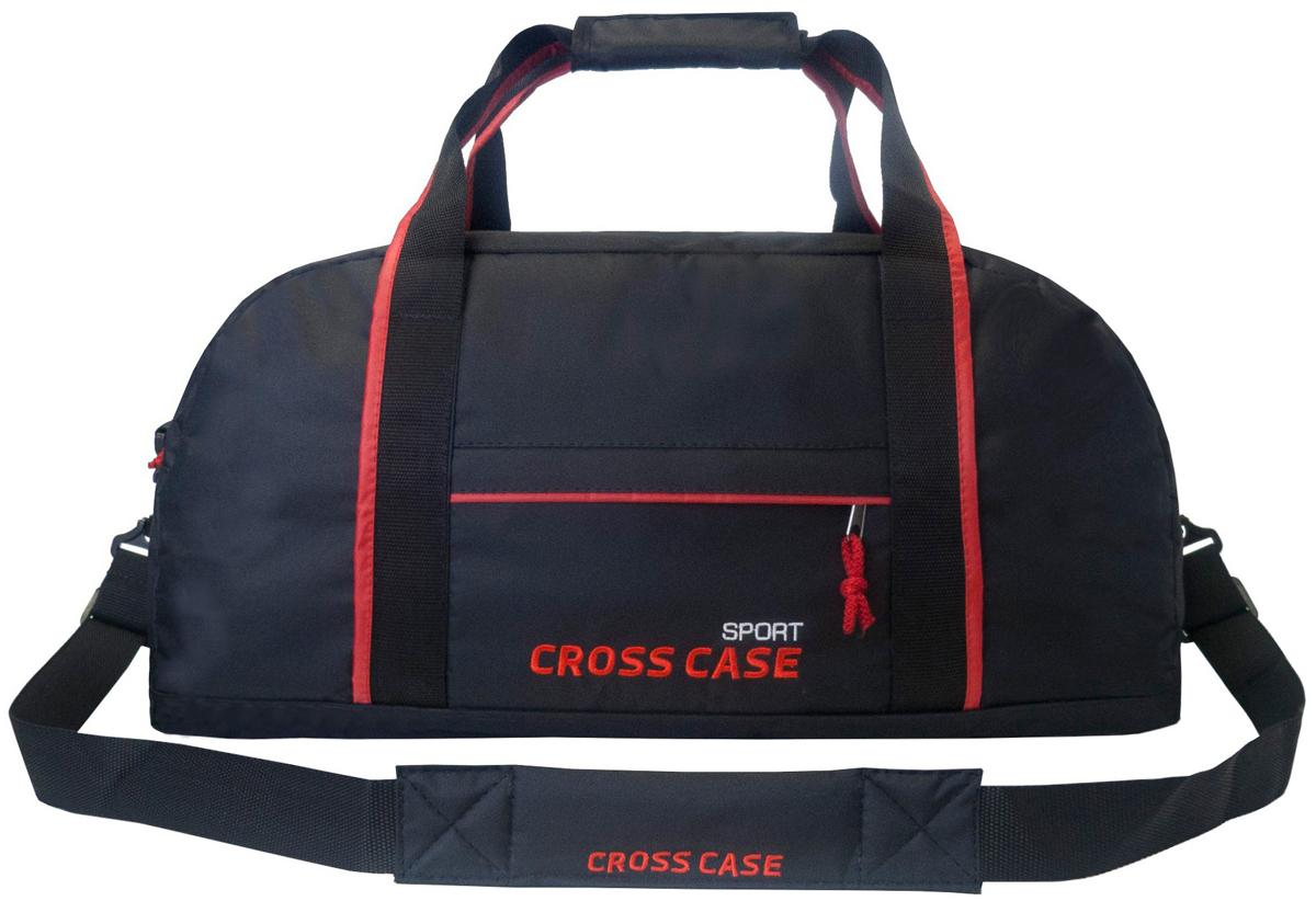 00b73293a33a Сумка мужская Cross Case, цвет: черный. CCS-1040-01 — купить в  интернет-магазине OZON.ru с быстрой доставкой