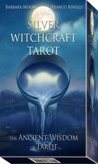 Карты Таро Lo Scarabeo Silver Witchcraft таро lo scarabeo