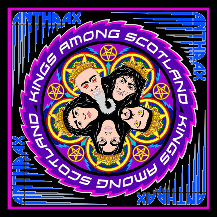 Anthrax Anthrax. Kings Among Scotland (2 CD) anthrax – state of euphoria