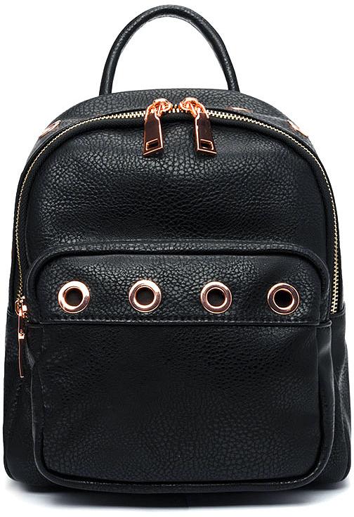 Рюкзак женский Vitacci, цвет: черный. BD0482 рюкзак женский vitacci цвет бордовый pt0040