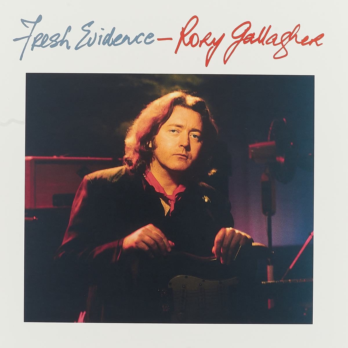 Рори Галлахер Rory Gallagher. Fresh Evidence (LP) рори галлахер gallagher rory live in europe hq lp