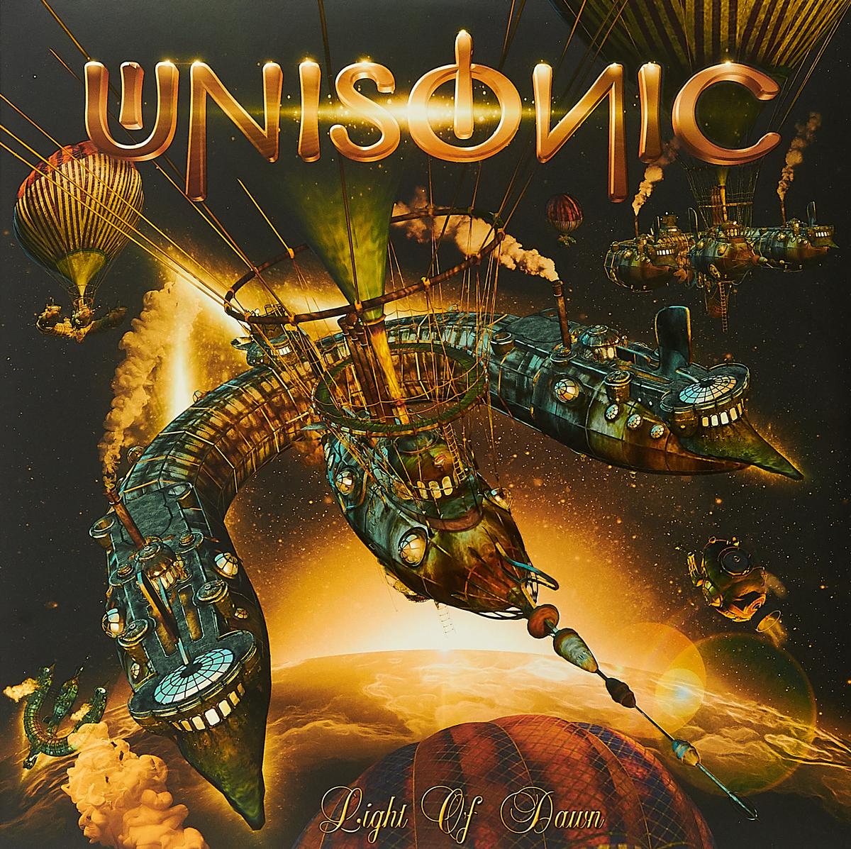 Unisonic Unisonic. Light Of Dawn (2 LP) unisonic unisonic unisonic
