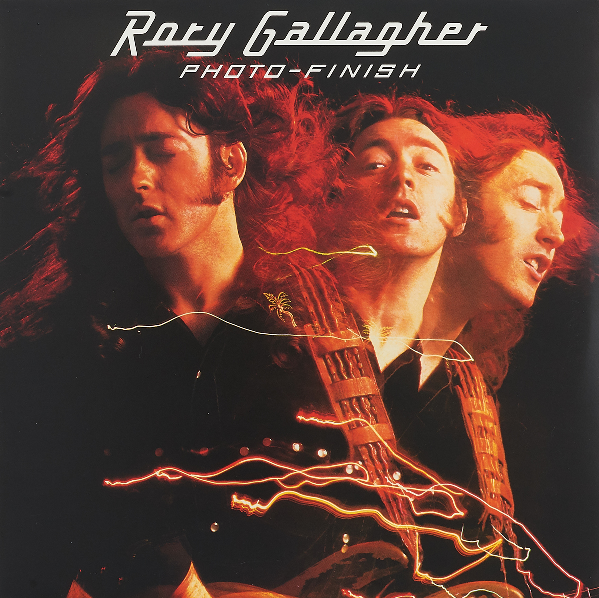 Рори Галлахер Rory Gallagher. Photo Finish (LP) рори галлахер gallagher rory live in europe hq lp