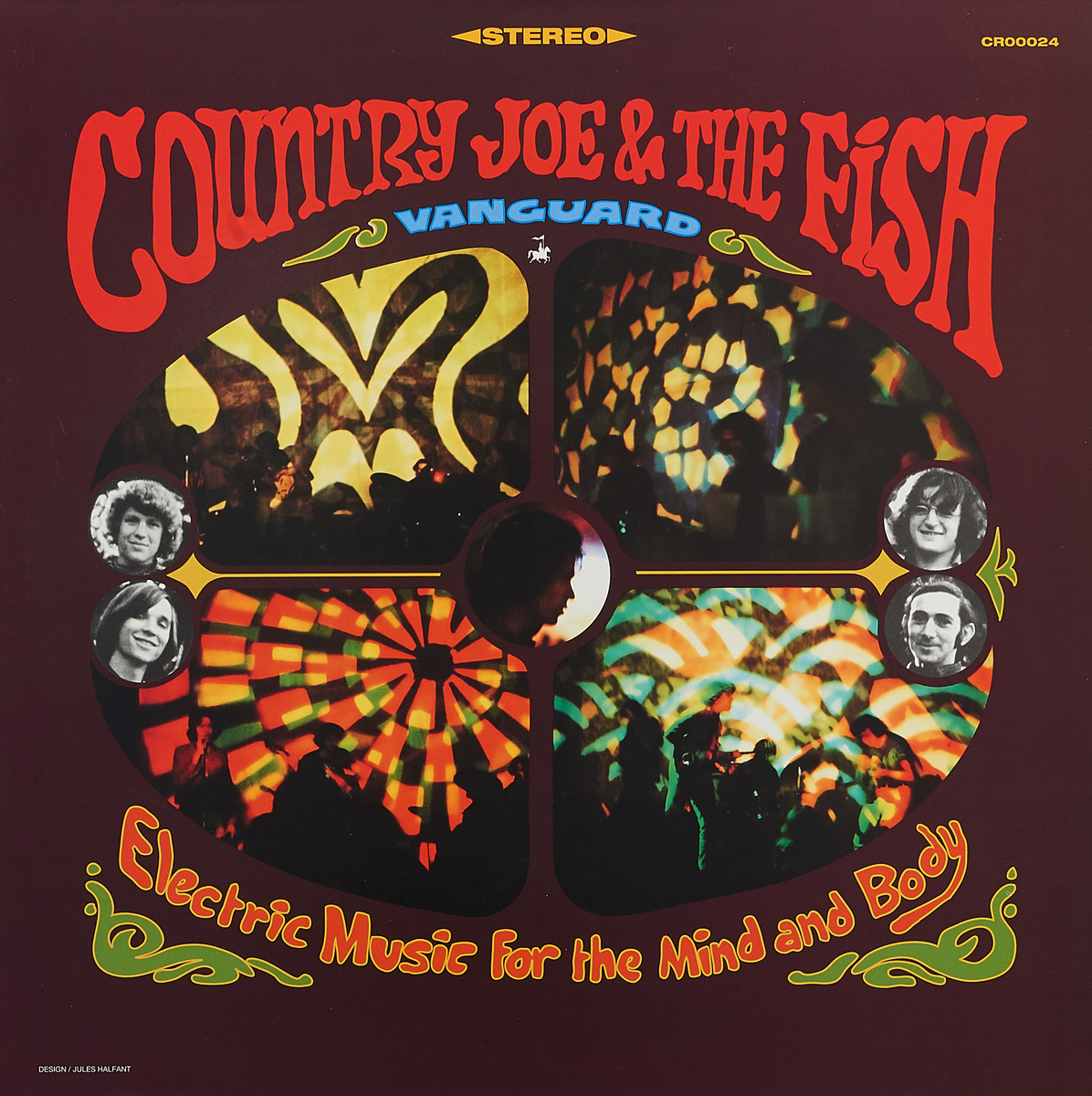 Country Joe & The Fish Country Joe & The Fish. Electric Music For The Mind And Body (LP) цена