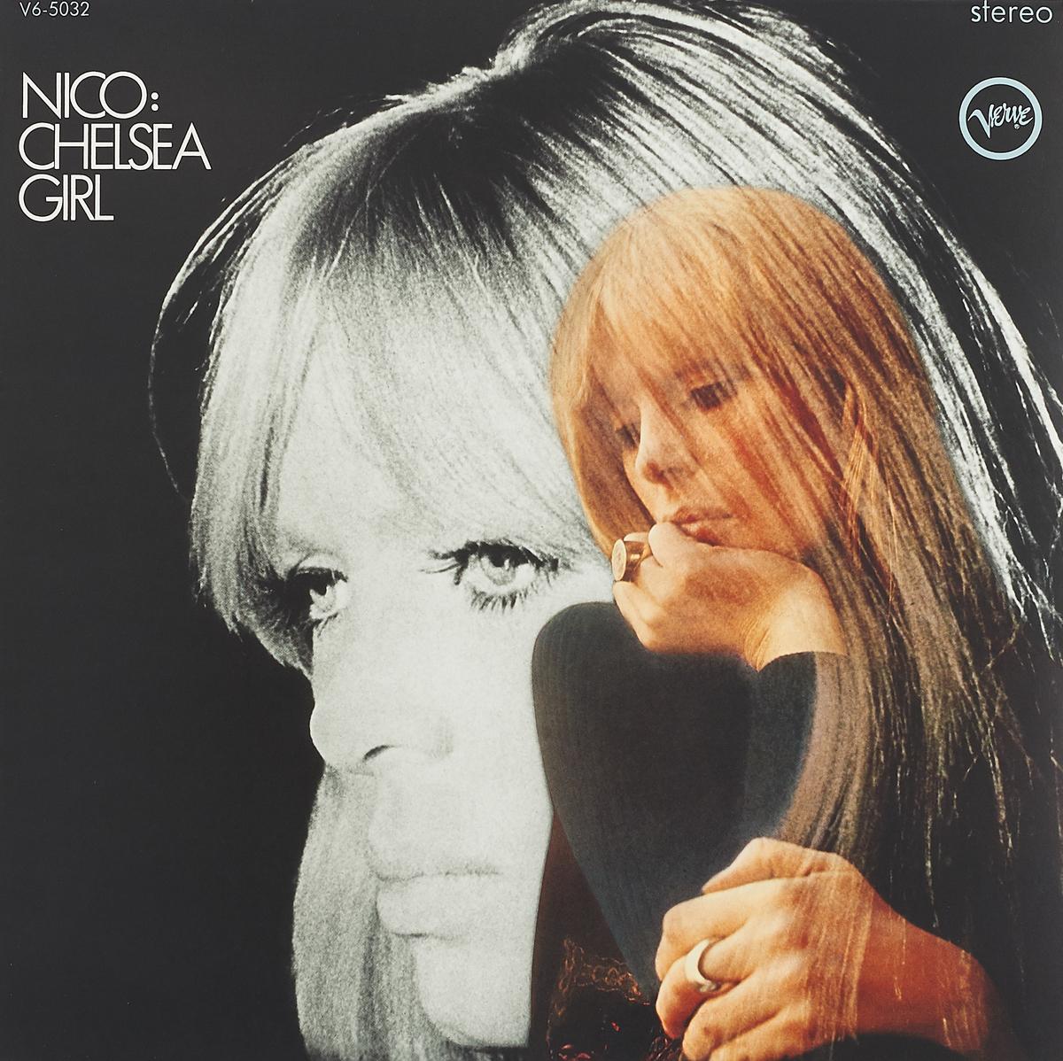 Nico Nico. Chelsea Girl (LP) nico