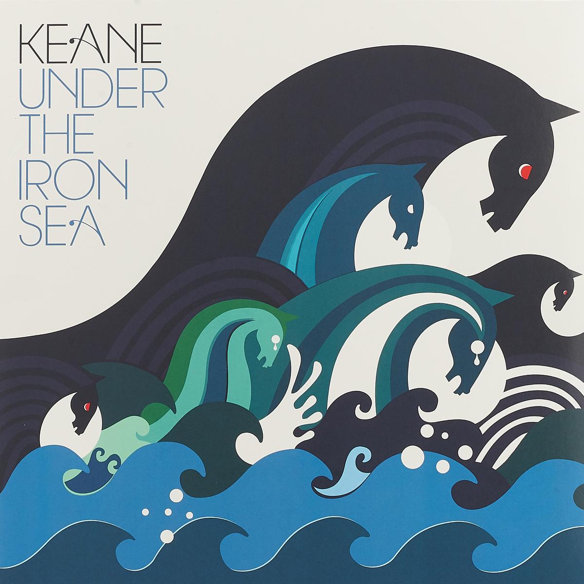 Keane Keane. Under The Iron Sea (LP) jessie keane the make