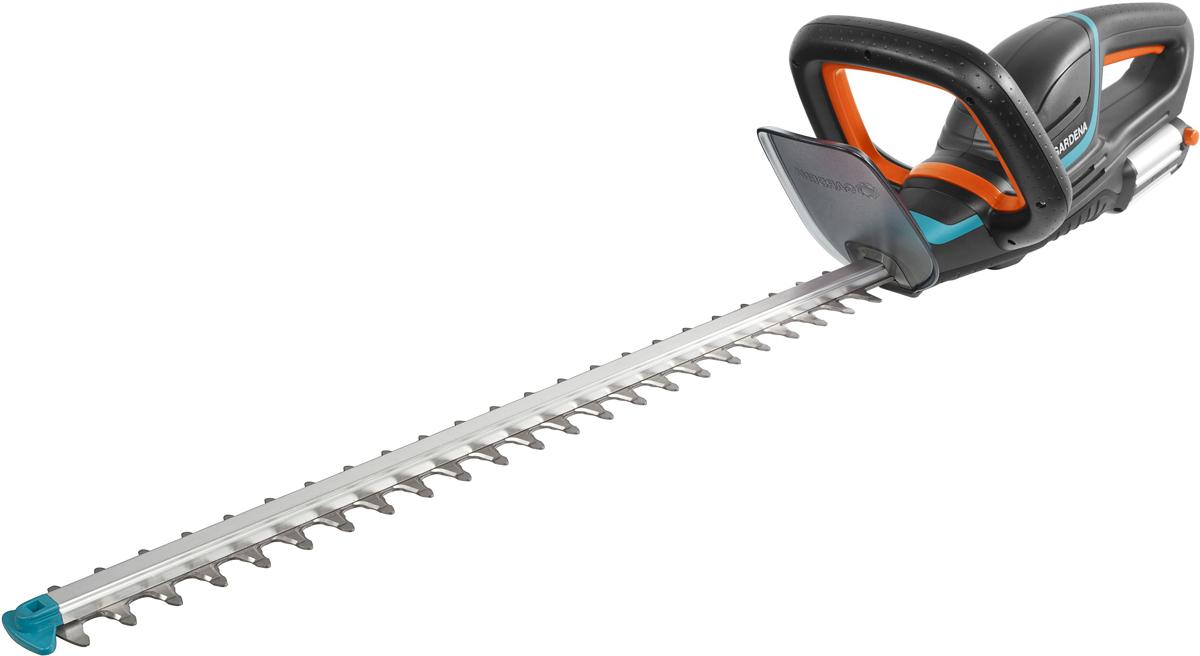 Ножницы для живой изгороди Gardena ComfortCut Li-18/60, с аккумулятором зарядное устройство gardena bli 18 08833 20 000 00