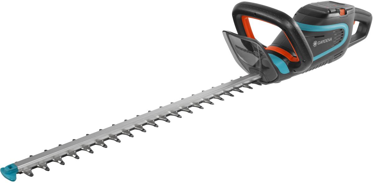 Ножницы для живой изгороди Gardena PowerCut Li-40/60, с аккумулятором аккумулятор gardena bli 40 160 литий ионный
