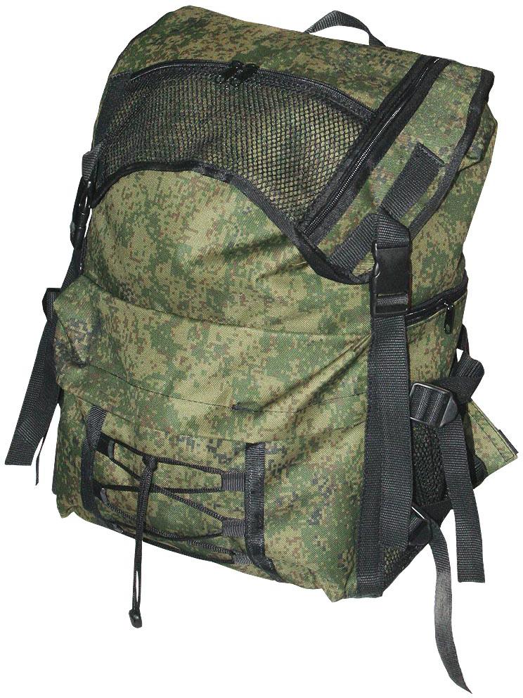 цена на Рюкзак туристический Indigo Турист, цвет: зеленый, 30 л