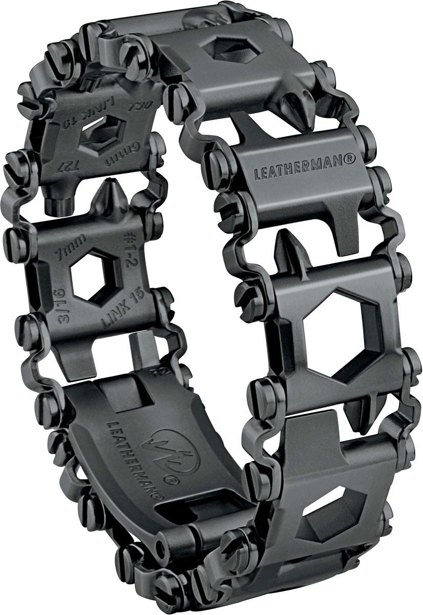 Браслет Leatherman Tread LT, цвет: черный