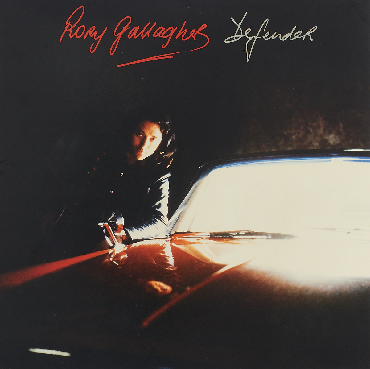 Рори Галлахер Rory Gallagher. Defender (LP) рори галлахер gallagher rory live in europe hq lp