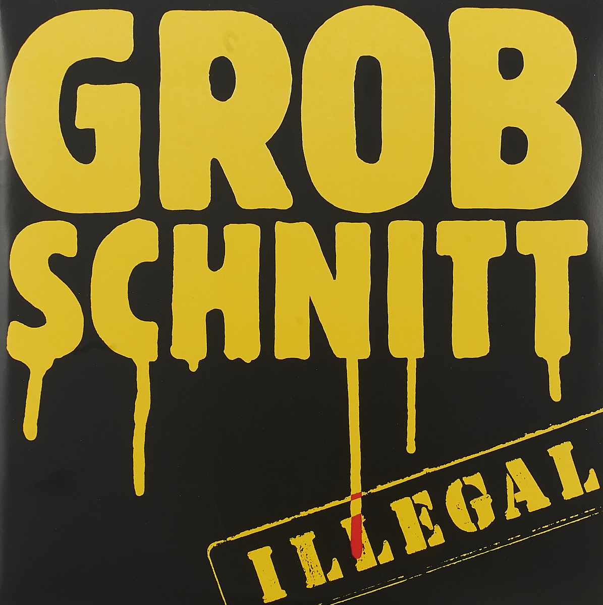 Grobschnitt Grobschnitt. Illegal (2 LP) grobschnitt grobschnitt volle molle