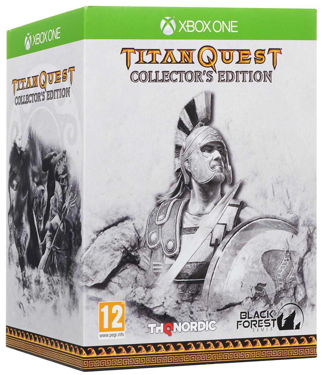 Titan Quest. Коллекционное издание (Xbox One) цена и фото
