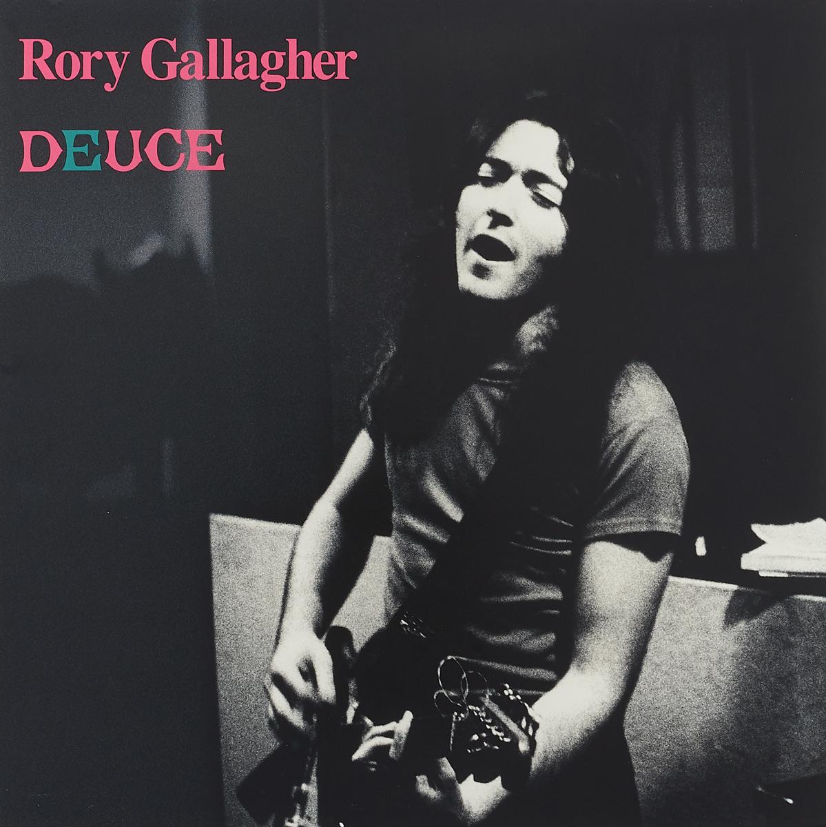 Рори Галлахер Rory Gallagher. Deuce (LP) рори галлахер gallagher rory live in europe hq lp