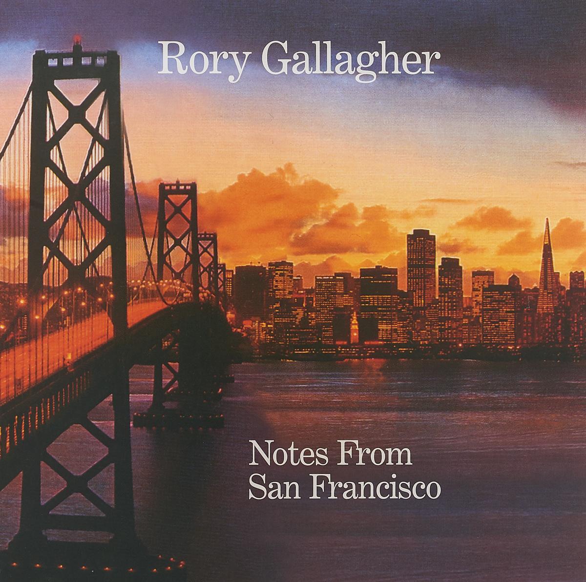 Рори Галлахер Rory Gallagher. Notes From San Francisco (LP) недорго, оригинальная цена