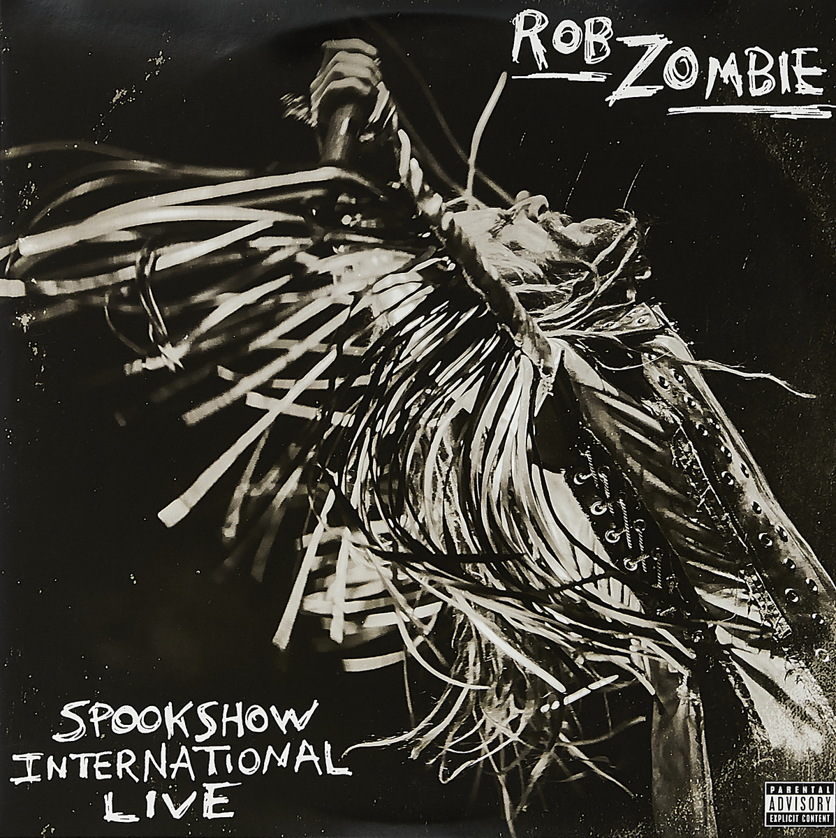 лучшая цена Роб Зомби Rob Zombie. Spookshow International Live (2 LP)