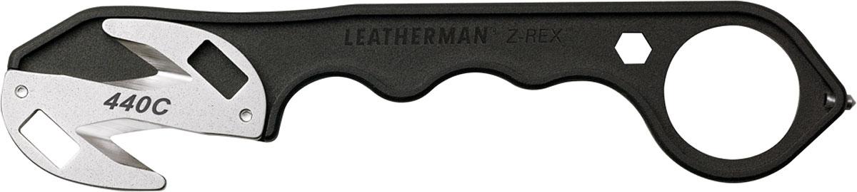 Мультитул Leatherman Z-Rex, цвет: черный