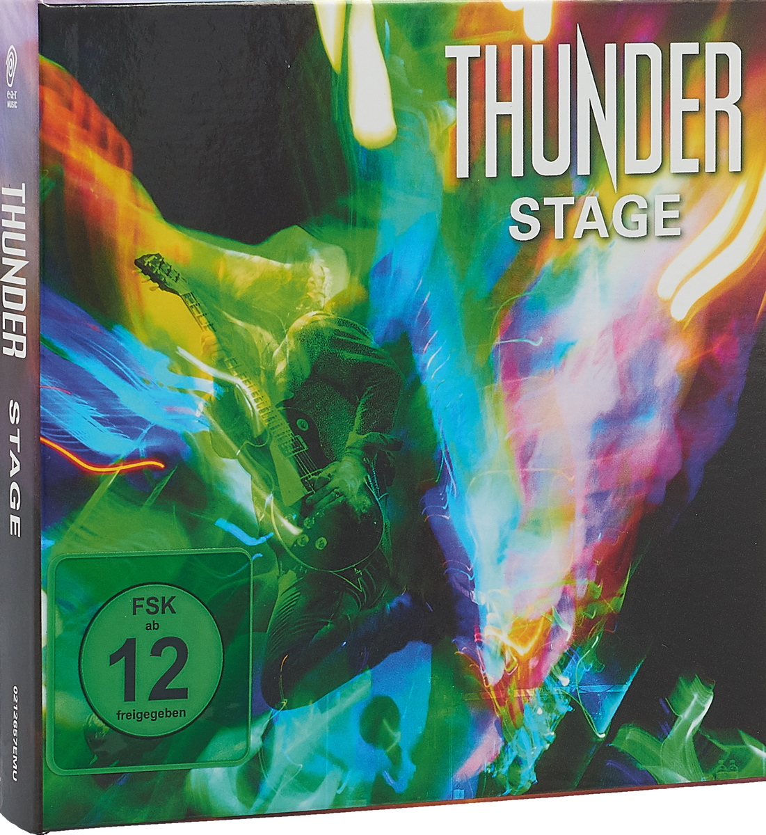 Фото - Thunder: Stage. Limited Super Video (Blu-ray + DVD) dvd blu ray
