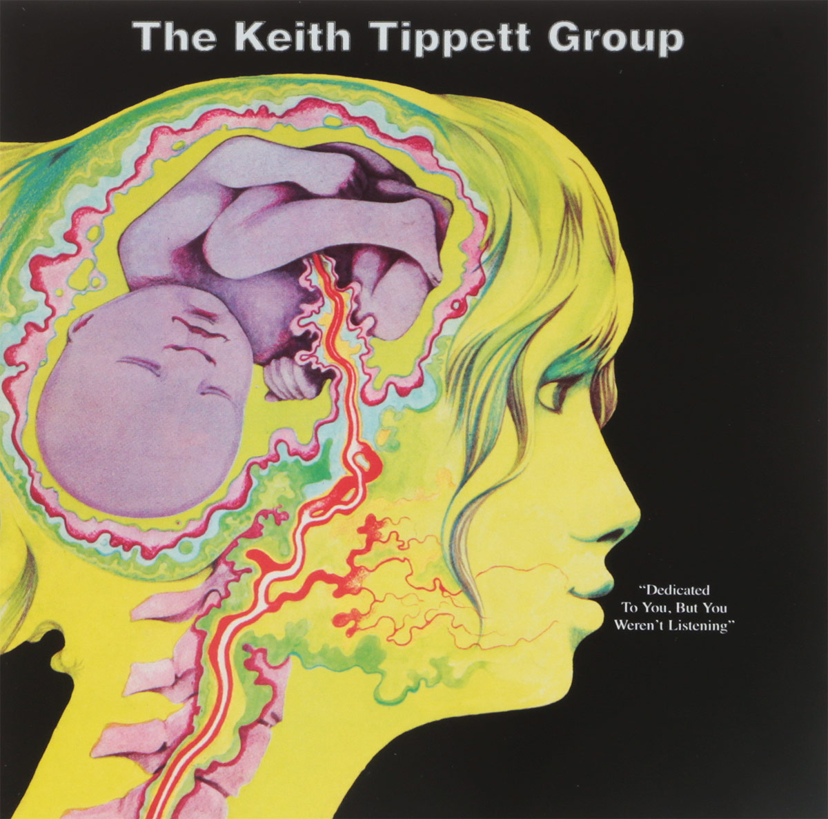 The Keith Tippett Group The Keith Tippett Group. Dedicated To You, But You Weren't Listening