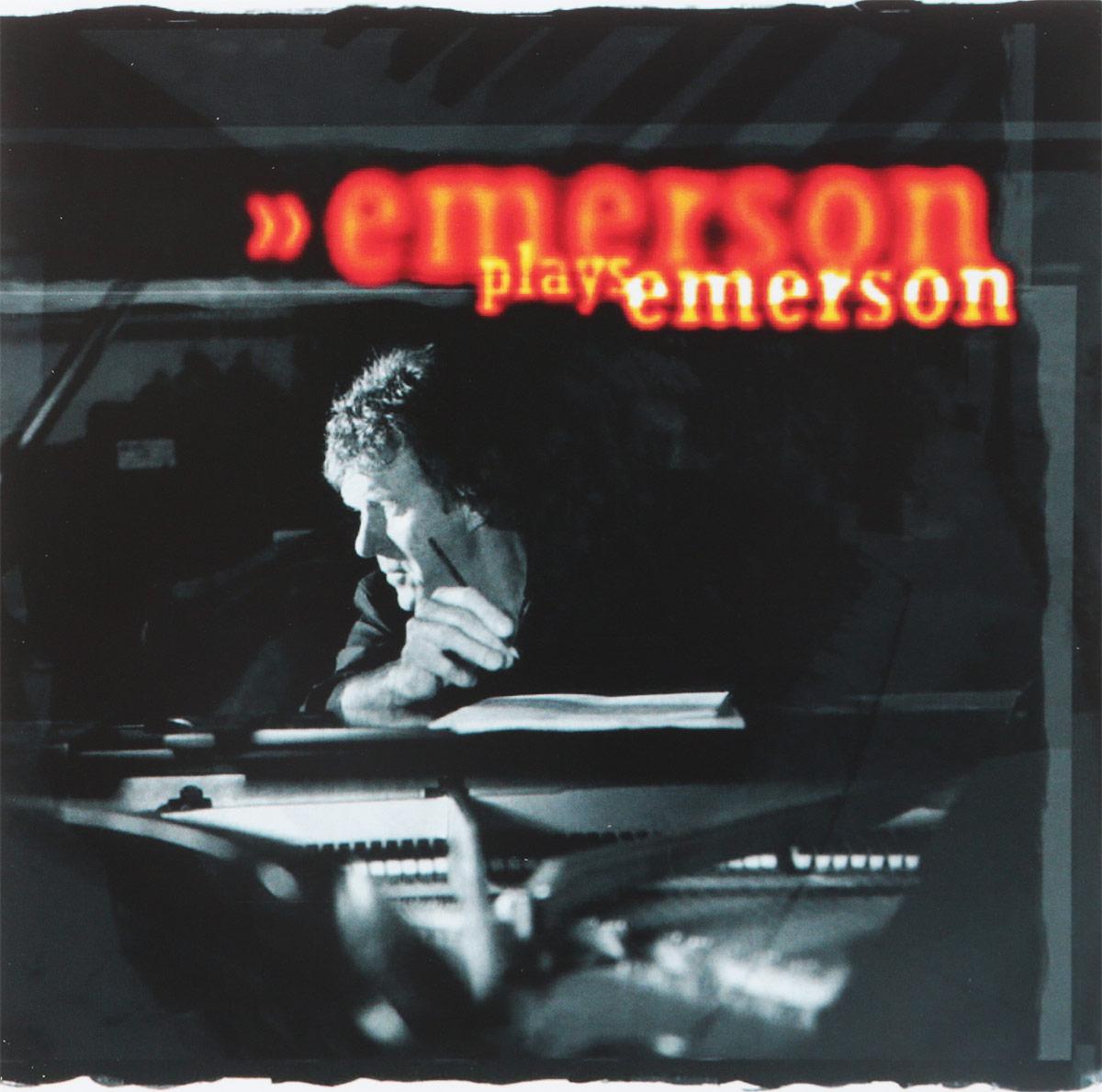Кейт Эмерсон Keith Emerson. Emerson Plays Emerson emerson мокасины