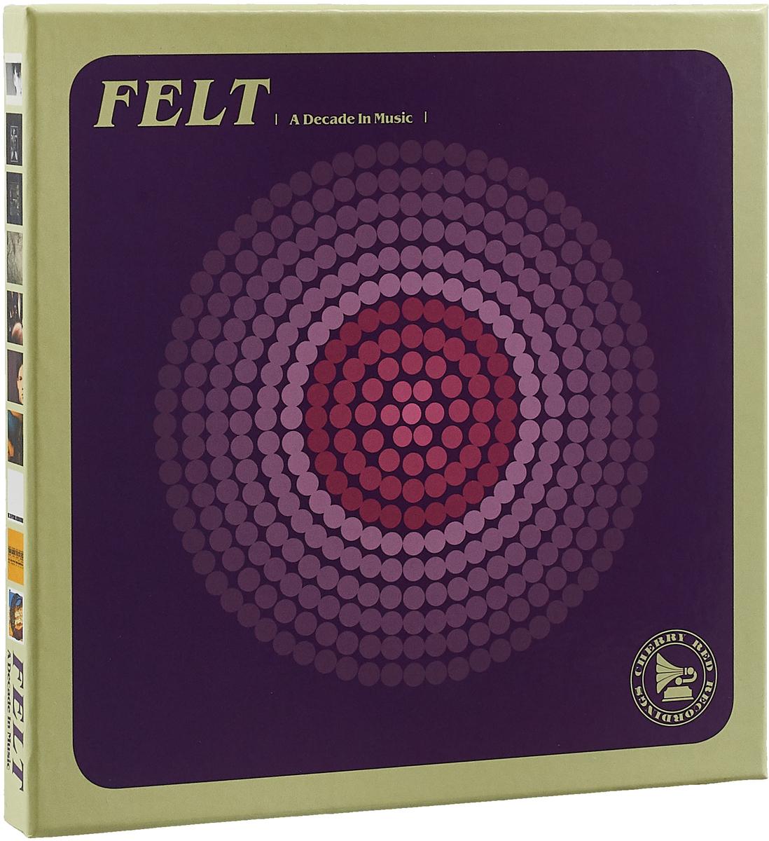 цена на Felt Felt. The Strange Idols Pattern And Other Short Stories: Remastered (LP + CD)