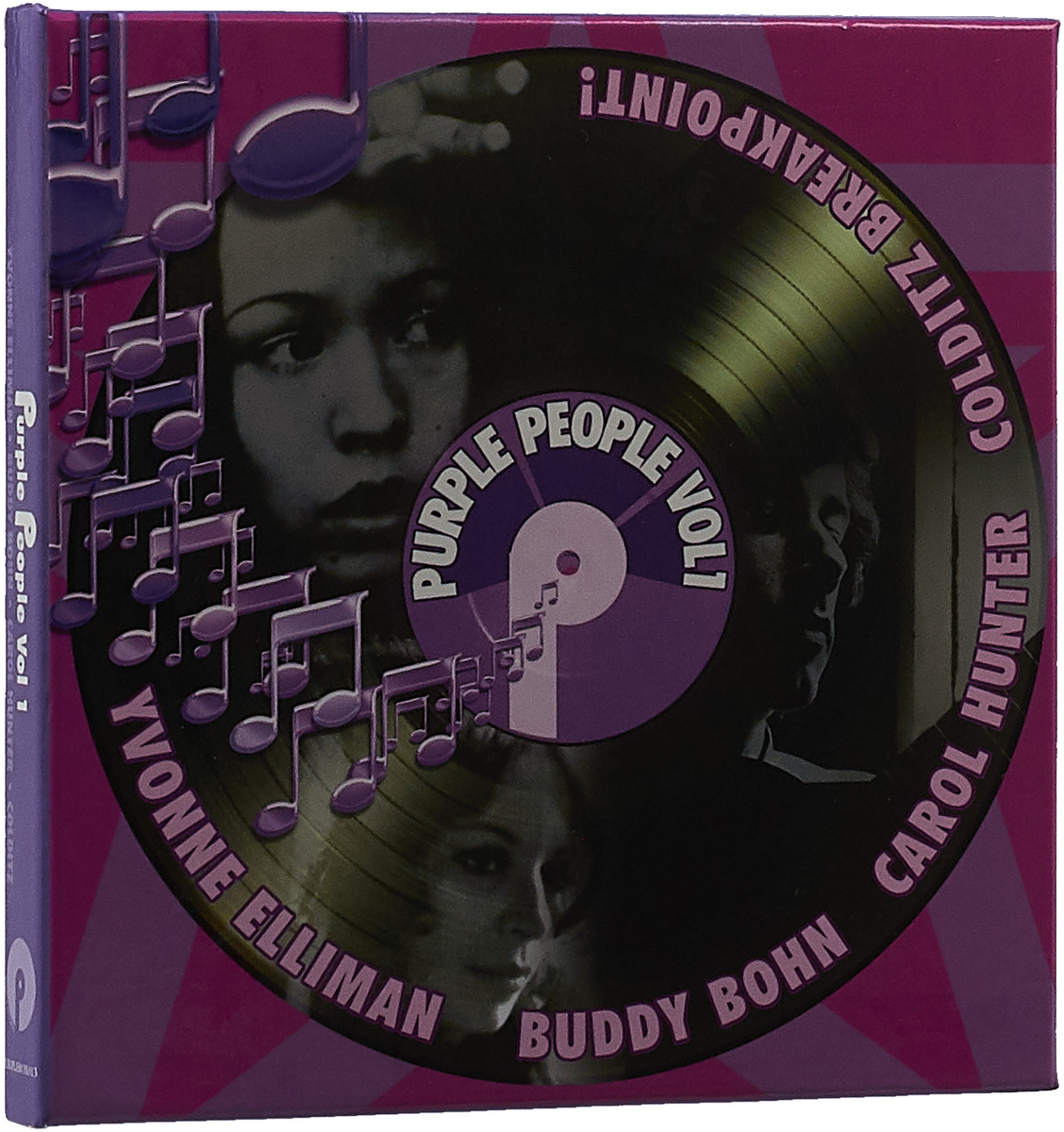 Purple People Vol.1 (4 CD)