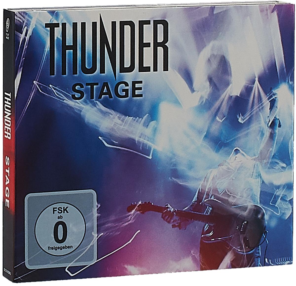 Thunder Thunder. Stage (2 CD + Blu-ray) the beatles 1 2 blu ray cd