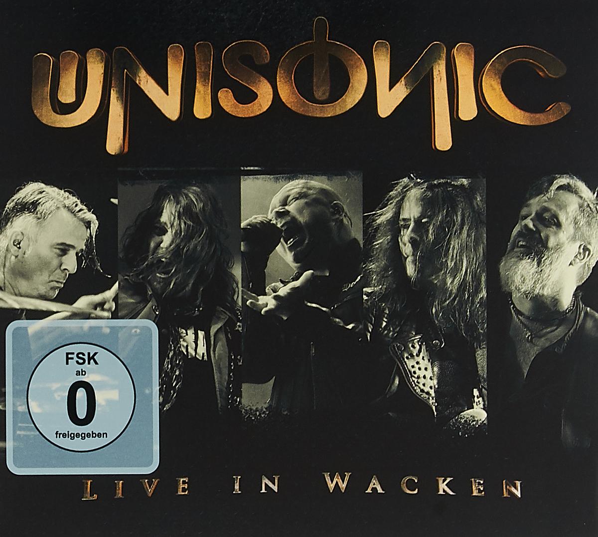 Unisonic Unisonic. Live in Wacken (CD + DVD) unisonic unisonic unisonic