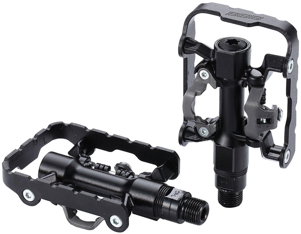 Педали BBB DualChoice, цвет: черный