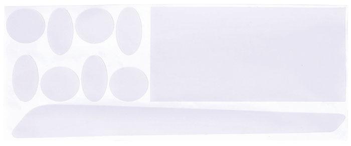 "Защита пера BBB ""ClearSkin Set"", цвет: прозрачный, 80 х 152 мм"