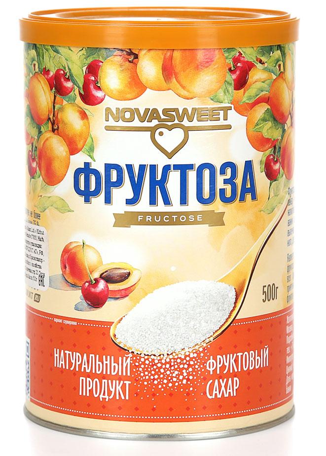 Nowasweet Фруктоза, 500 г bio tradition стевия натуральный заменитель сахара 30 г